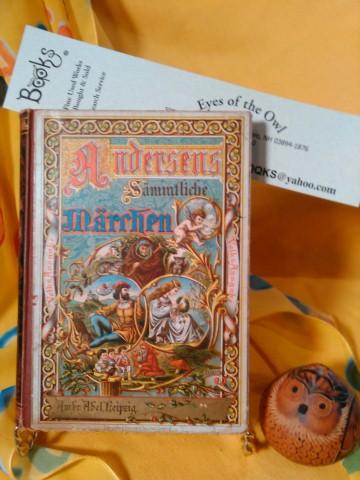 Andersen's Cover